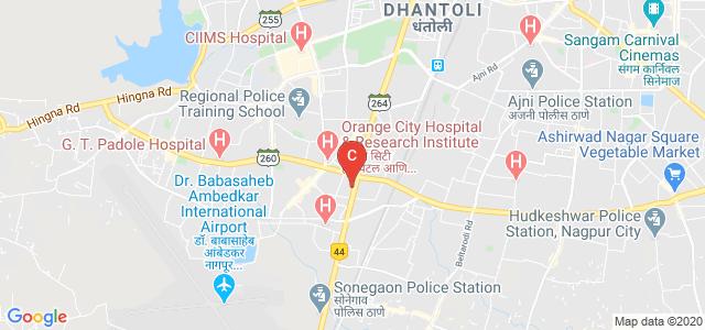 Santaji Mahavidyalaya, Wardha Road, Chatrapati Square, New Sneh Nagar, Nagpur, Maharashtra, India