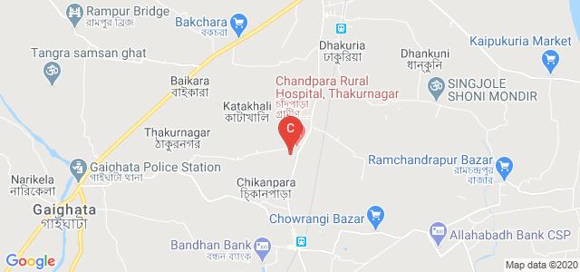 P. R. Thakur Government College, Thakurnagar, P. R. Thakur Sarani, Ganti, West Bengal, India