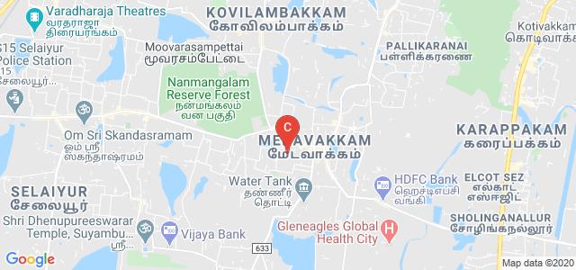 New Prince Shri Bhavani Arts and Science College, Munusamy Nagar, Sivagami Nagar, Medavakkam, Chennai, Tamil Nadu, India