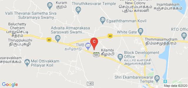 Sskv College, Kanchipuram, Tamil Nadu, India