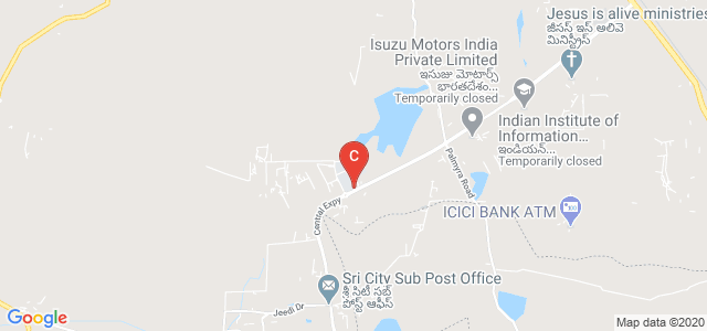 Krea University, Central Expressway, Sri City, Andhra Pradesh, India