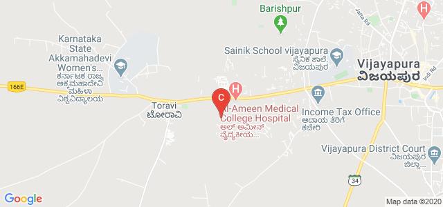 Al-Ameen Dental College, Vijayapura, Karnataka, India