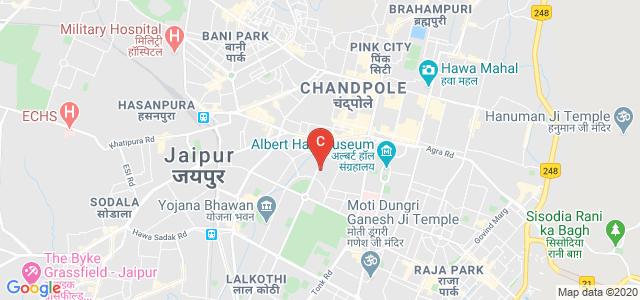 Saint Soldier College for Girls, Bhagwant Das Road, Panch Batti, Laj patmarg, C Scheme, Ashok Nagar, Jaipur, Rajasthan, India