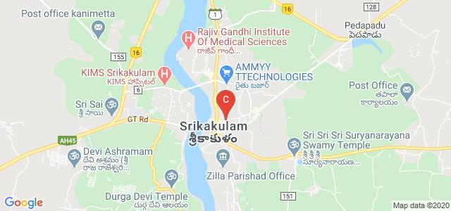 Srikakulam, Andhra Pradesh, India