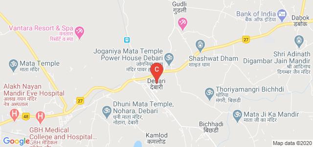 Debari, Udaipur, Rajasthan, India
