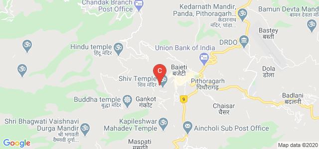 Link Road, Pithoragarh, Uttarakhand 262501, India