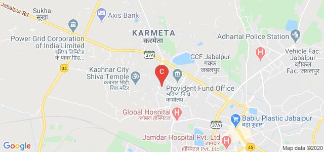 Vijay Nagar Road, Kanchan Vihar, Vijay Nagar, Jabalpur, Madhya Pradesh, India