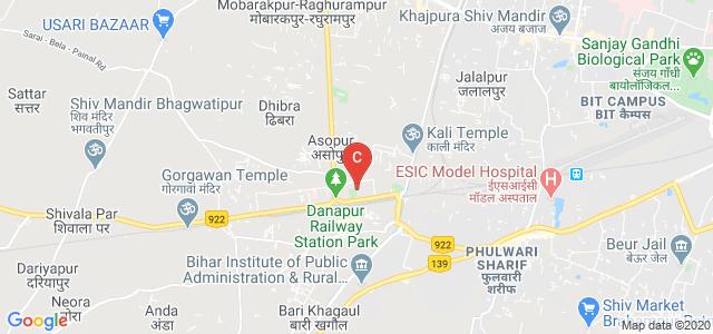 Mahila College, Khagaul, Danapur - Khagaul Rd, Danapur Cantonment, Patna, Bihar, India