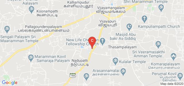 Sasurie College of Arts and Science, Tiruppur, Tamil Nadu, India