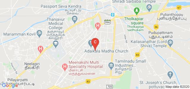 Annai Vailankanni Arts And Science College, Rajaliar Nagar, Annai Sathya Nagar, Thanjavur, Tamil Nadu, India