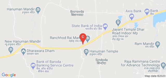 Choithram College Indore, Shri Ram Talawali, Madhya Pradesh, India