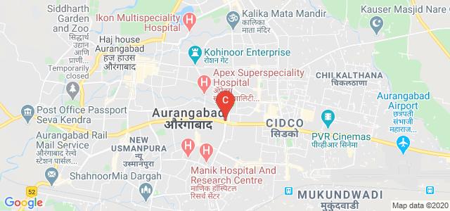Bharatratna Dr. A.P.J. Abdul Kalam College Of Architecture, near 7 - Hill Over Bridge, Motiwala Nagar, Venkatesh Nagar, M G M, Aurangabad, Maharashtra, India