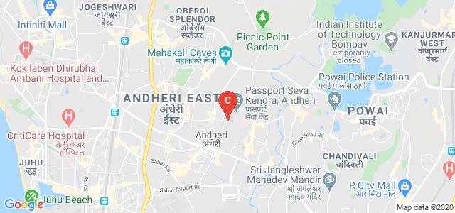 Natraj Film Studio, Andheri - Kurla Rd, Shree Krishna Nagar, Pandit Dindayala Upadhaya Nagar, Andheri East, Mumbai, Maharashtra 400069, India