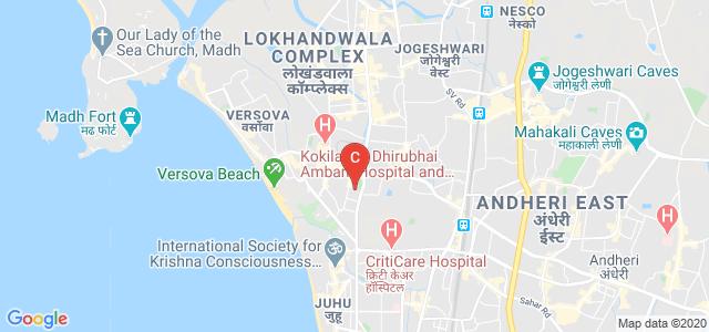 Valia College of Arts,Commerce And Science, Cosmopolitian Education Society Road, Madhuban Colony, Andheri(W), D. N. Nagar, Mumbai, Maharashtra, India