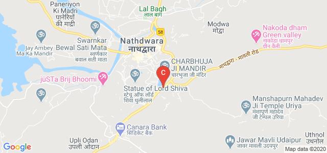 Seth Mathuradas Binani Government College, Udaipur Road, Nathdwas, Nathdwara, Rajasthan, India