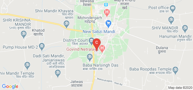 Government PG College, Narnaul - Mahendergarh Road, Sainipura, Mohindergarh, Haryana, India