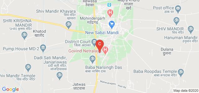 Government PG College, Narnaul - Mahendergarh Road, Sainipura, Mahendragarh, Haryana, India