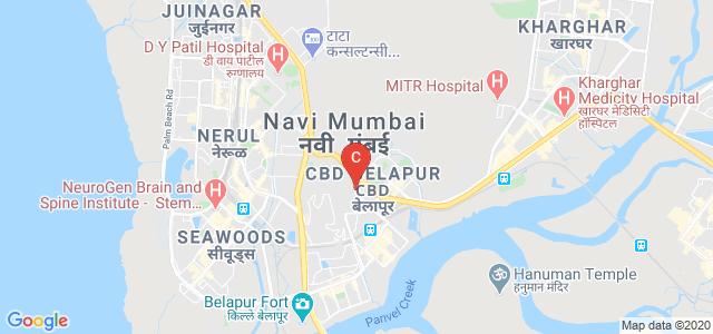 Apeejay Institute Of Hospitality, next to CGO, Sector 1, CBD Belapur, Navi Mumbai, Maharashtra, India