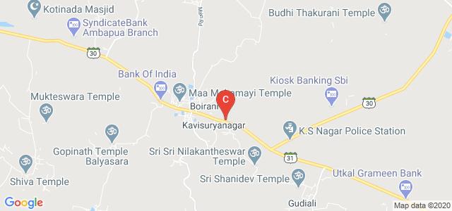 Kabisurya Baladev Vigyan Mahavidyala, Kavisuryanagar, Ganjam, Odisha, India