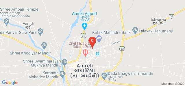 KK Parekh Commerce College, Lathi Road, Madhuvan Park, Amreli, Gujarat, India