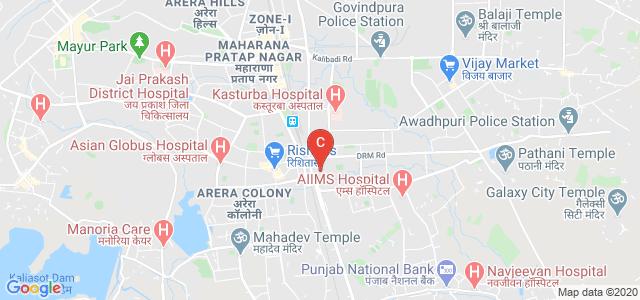 The Bhopal School of Social Sciences, DRM Office, Habibganj Naka, Railway Colony, Opposite, Bhopal, Madhya Pradesh, India