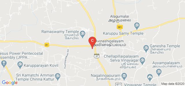 A.G. Arts & Science College, South Avanashipalayam, Tamil Nadu, India