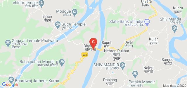Thakur P. G. College of Education, Jwalaji Road, Dhaliara, Kangra, Himachal Pradesh 177103, India