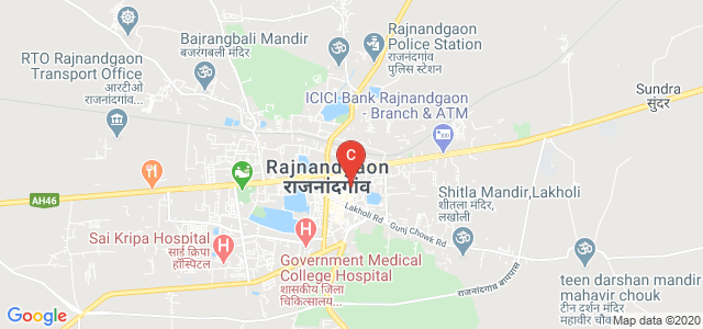 elegant commerce & it college, Shivnath Colony, Bharka Para, Rajnandgaon, Chhattisgarh, India