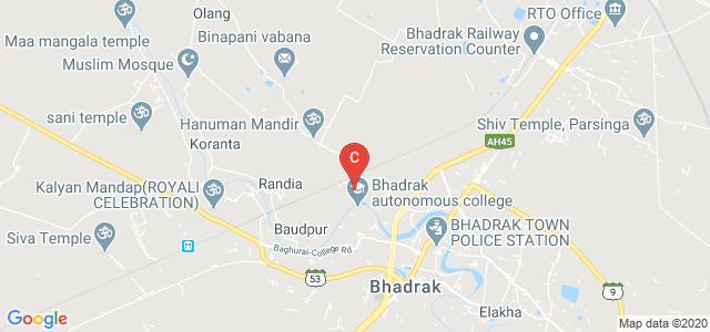 ICSS COLLEGE, Gabasahi, Bhadrak, Odisha, India