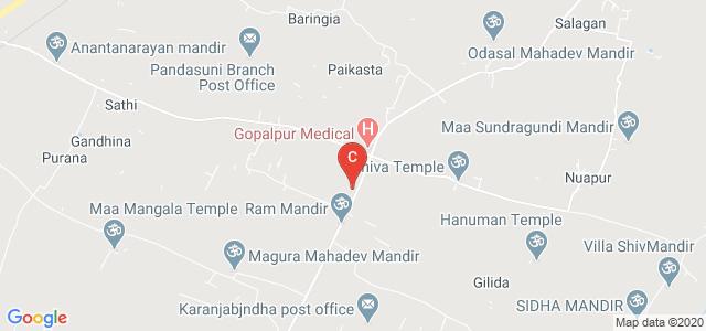 Gopalpur College, Apitira, Odisha, India