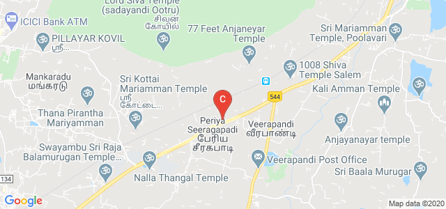 Vinayaka Mission's College of Physiotherapy, Salem, Tamil Nadu, India