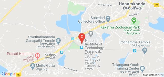 St. Ann's College Of Nursing, Darga Road, National Institute of Technology Campus, Hanamkonda, Telangana, India