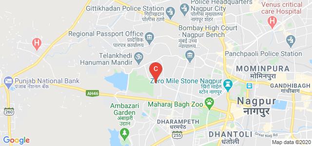 C P & Berar E S College, Ravi Nagar, Civil Lines, Nagpur, Maharashtra, India