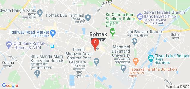 State Institute For Rehabilitation Training And Research(SIRTAR), Shree Nagar Colony, Kamp, Rohtak, Haryana, India