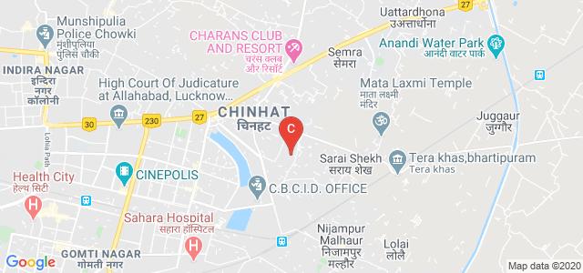 Rama Degree College, Ashraf Vihar Colony, Chinhat, Lucknow, Uttar Pradesh, India