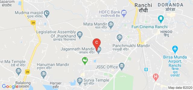 Yogoda Satsanga Mahavidyalaya, Indra Nagar, Masibari, Ranchi, Jharkhand, India