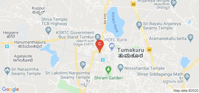 Sree Siddaganga College of Arts, Science & Commerce, Gandhi Nagar, Tumkur, Karnataka, India