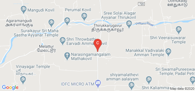 Rajagiri Dawood Batcha College of Arts & Science, 4, Saliamangalam Road, Papanasam, Tamil Nadu, India