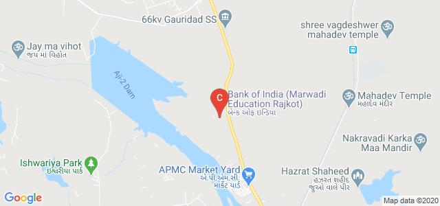 Marwadi University, Rajkot, Gujarat, India
