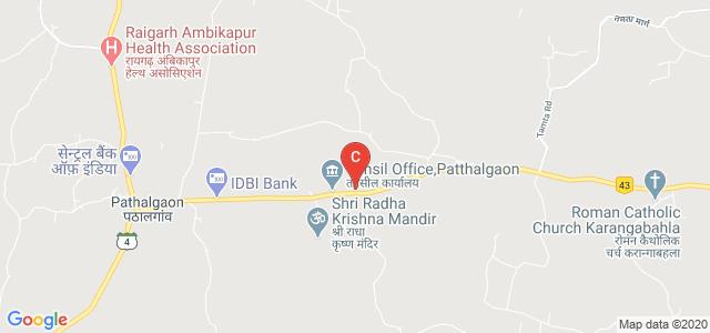 Thakur shobha Singh Govt. college Pathalgaon, Jashpur Nagar, Chhattisgarh, India