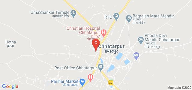 Veerangna Awanti Bai College, Chhatarpur, Shanti Nagar Colony, Chetgiri Colony, Narayanpura, Chhatarpur, Madhya Pradesh, India