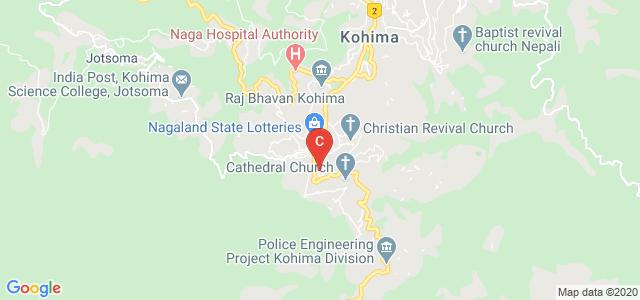 Modern College, Kohima, Nagaland, India
