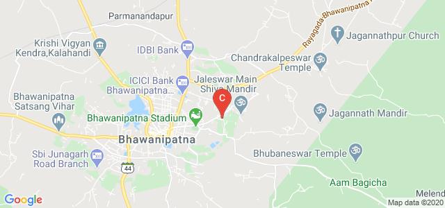 Binayak Residential College, Tarini Mandir Para, Bhawanipatna, Odisha, India