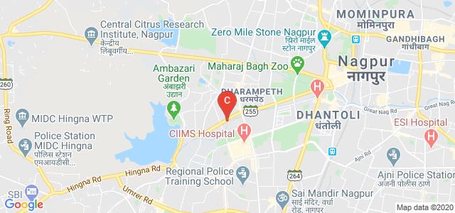 Lady Amritbai Daga College & Smt. Ratnidevi Purohit College, Wockhardt Hospitals, Ambazari Road, Shankar Nagar, Nagpur, Maharashtra, India