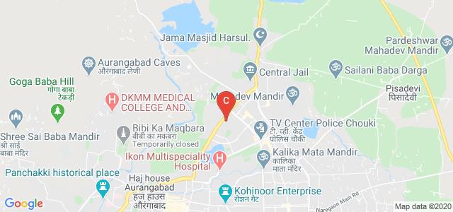 Dr. Rafiq Zakariya Higher Learning & Research Center, Rauza Baug, N 2, Cidco, Aurangabad, Maharashtra, India