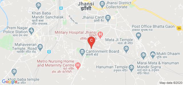 Sharda Devi Degree College, Cantt, Jhansi, Uttar Pradesh, India