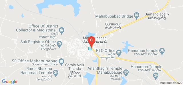 Government Degree College, Mahabubabad., Mahabubabad, Telangana 506101, India