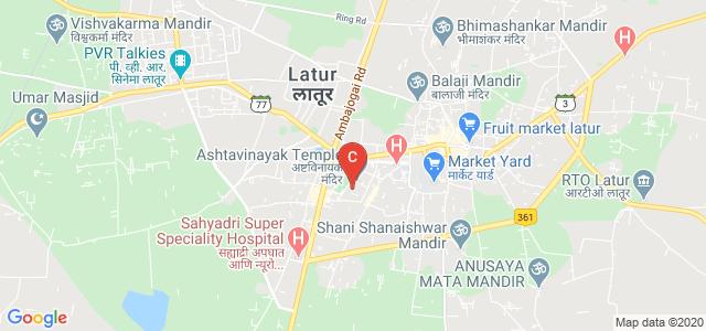 Jai Kranti Arts College, Sitaram Nagar, Narayan Nagar, Latur, Maharashtra, India