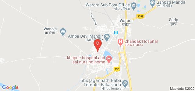 Lokmanya Mahavidyalaya, Warora, Tagor Nagar, Snehnagar, Warora, Maharashtra, India