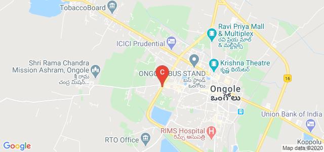 Sri Nagarjuna Degree College, Lawyer Pet Extension, Ongole, Andhra Pradesh, India